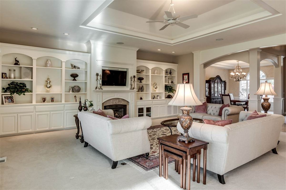 Luxury homes timeless home in The Estates at MeadowWood