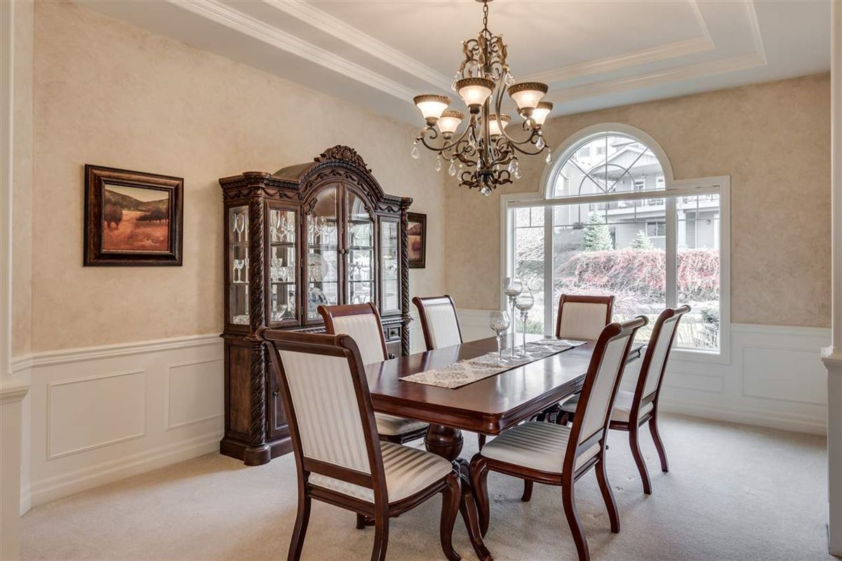 timeless home in The Estates at MeadowWood luxury homes
