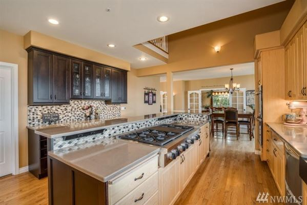 Mansions in Stunning Fancher Heights view home