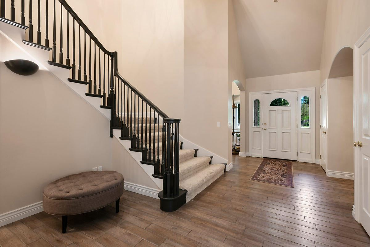 exceptionally crafted two-story home luxury real estate