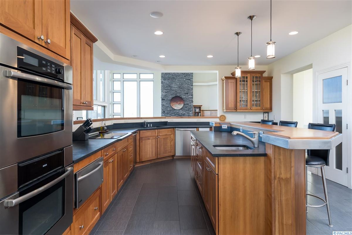 Luxury real estate timeless custom built home with amazing views