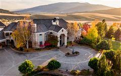 Very large Beautiful Missoula home  luxury homes