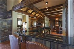 Luxury real estate Amazing custom home on over 160 acres