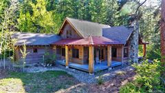 Mansions in Custom artistic craftsman style home