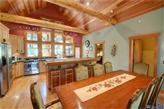 Custom artistic craftsman style home luxury homes
