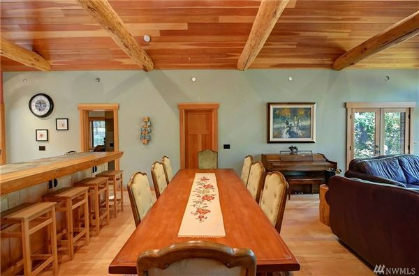 Custom artistic craftsman style home luxury properties