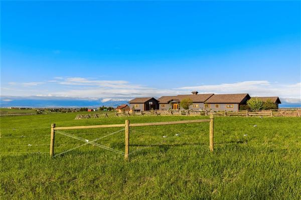 Luxury properties the quintessential rancher