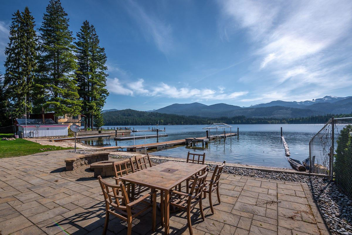 A rare opportunity on Priest Lake luxury homes
