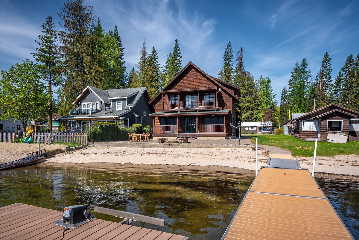 A rare opportunity on Priest Lake luxury real estate