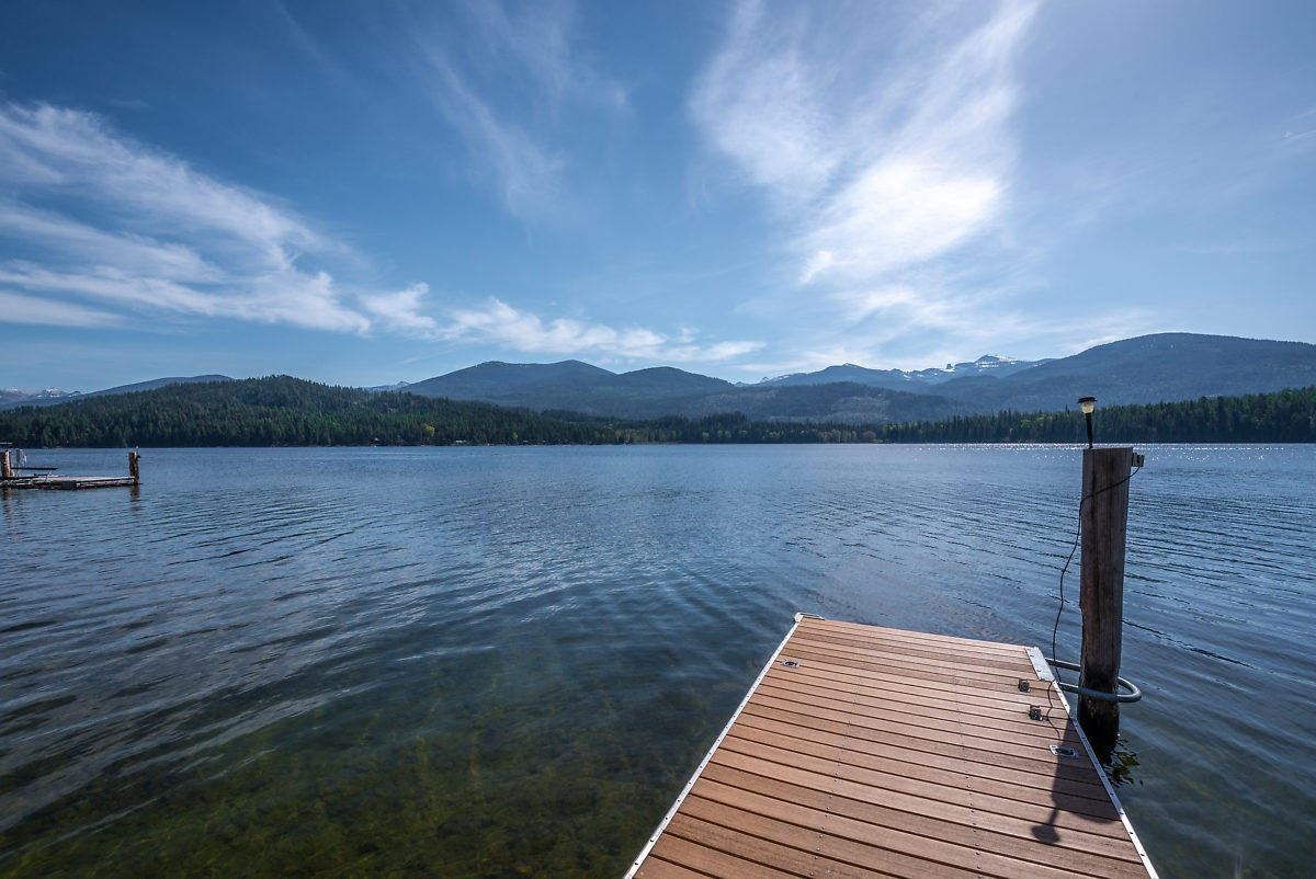 Luxury properties A rare opportunity on Priest Lake
