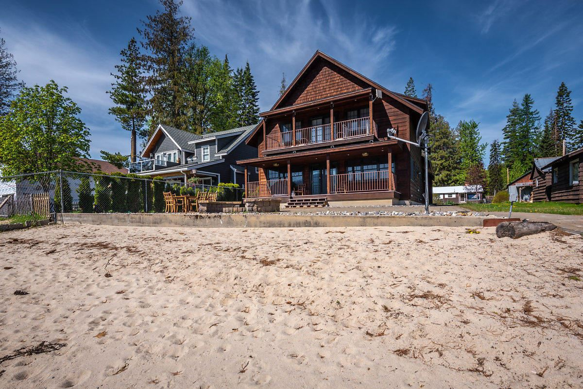 A rare opportunity on Priest Lake luxury properties