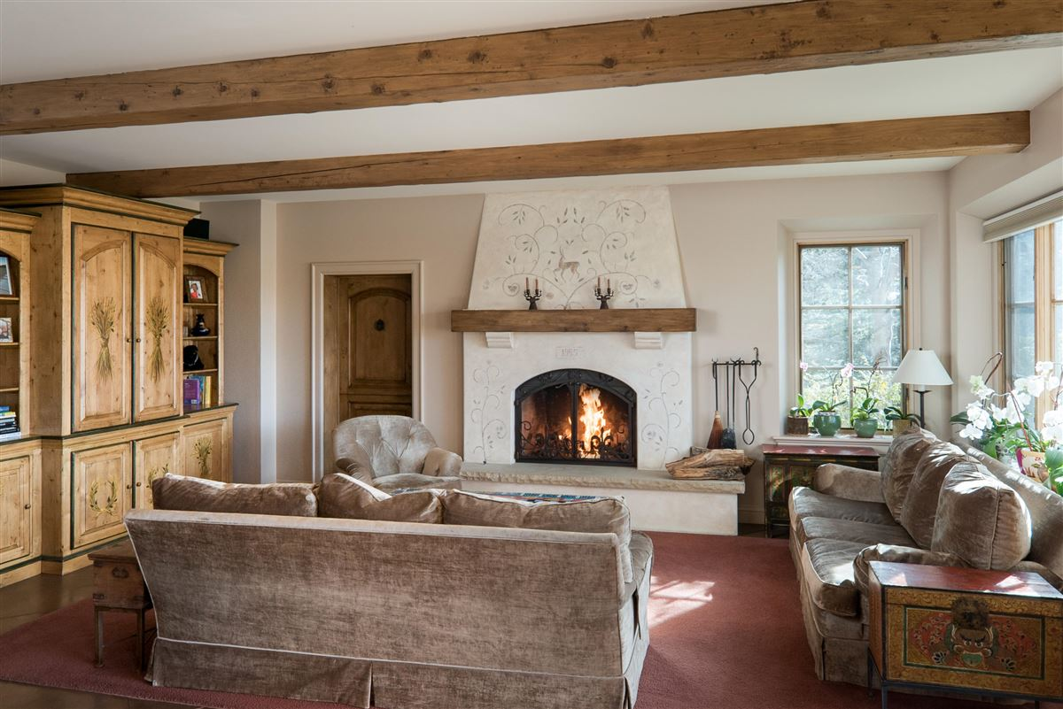 Enjoy timeless European mountain elegance luxury properties