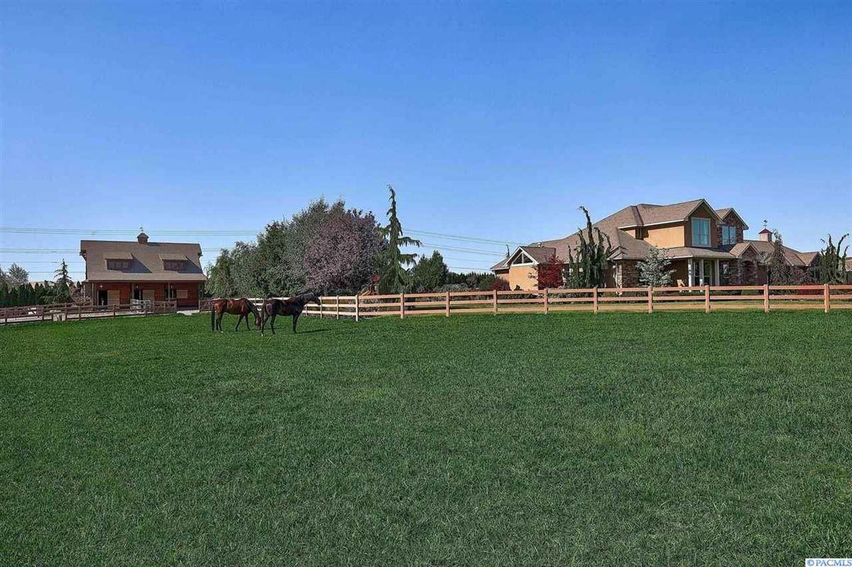 Luxury properties equestrian estate in desired Rancho Reata area