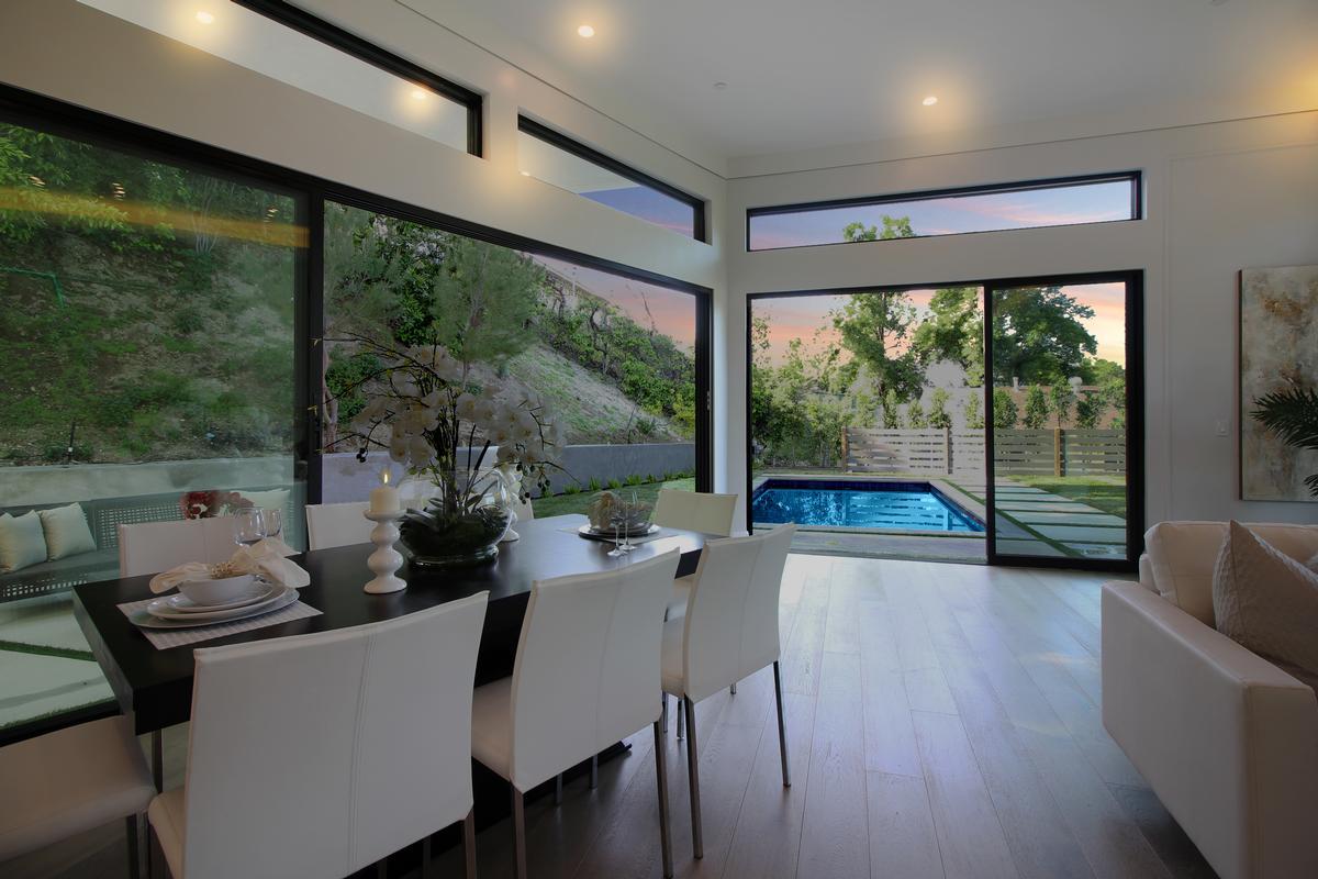 Luxury properties Custom Luxury Inspired Modern Masterpiece