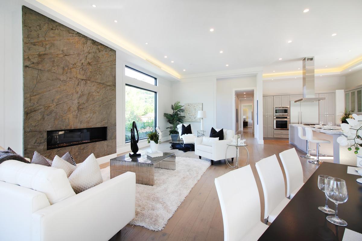 Custom Luxury Inspired Modern Masterpiece luxury homes