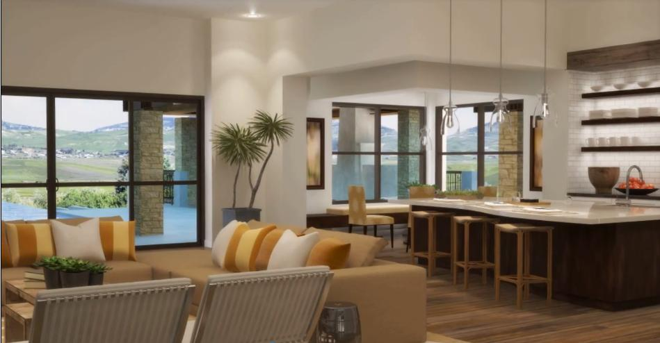 NEW TUSCAN VILLA mansions