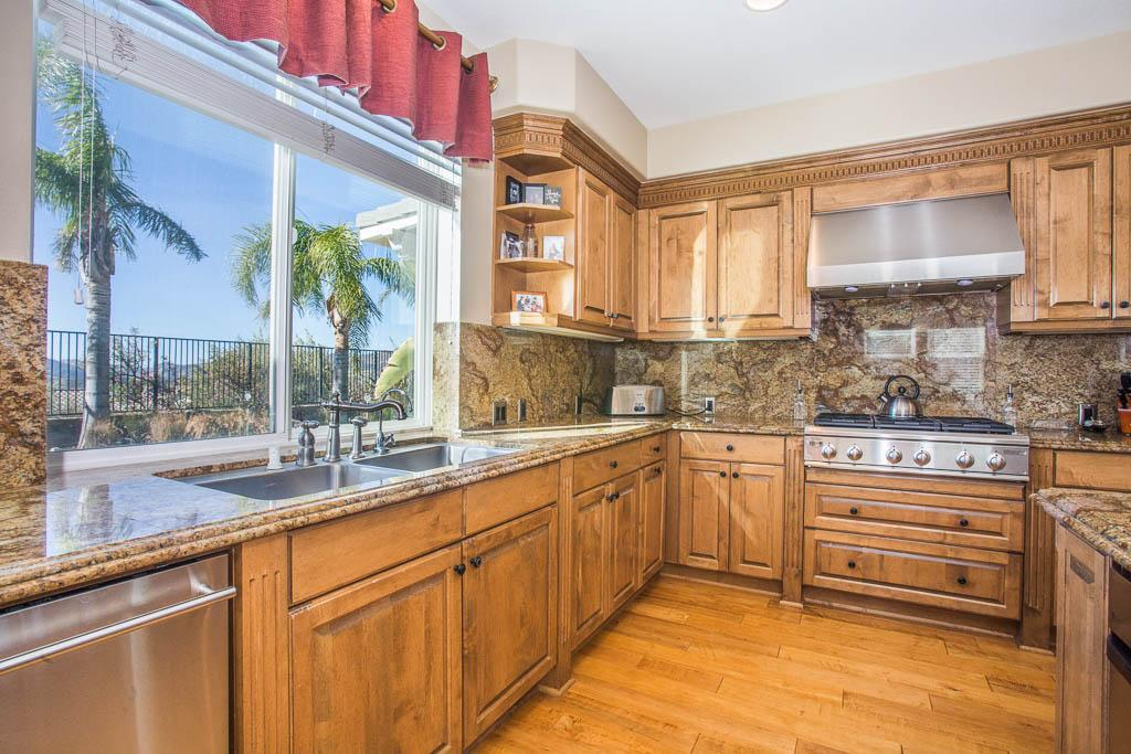 Luxury homes in Porter Ranch View Home