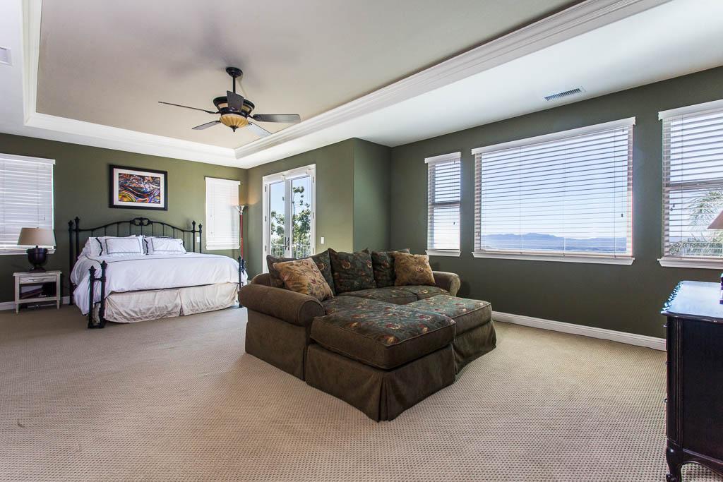 Porter Ranch View Home luxury properties