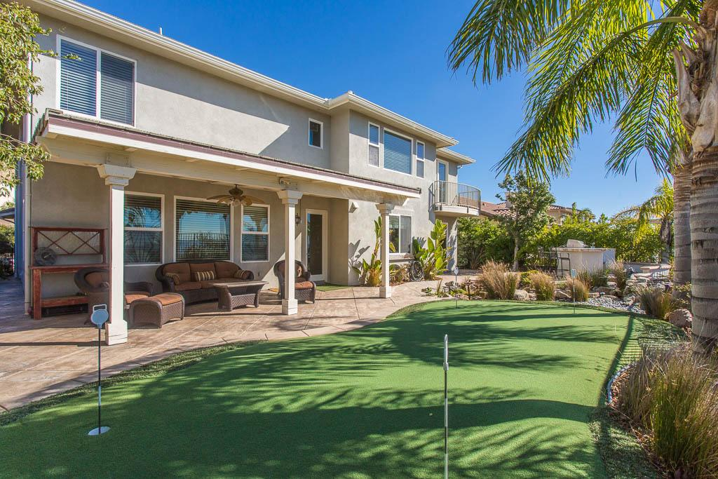 Luxury real estate Porter Ranch View Home