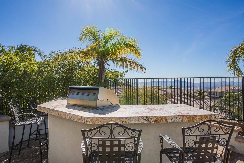 Porter Ranch View Home mansions