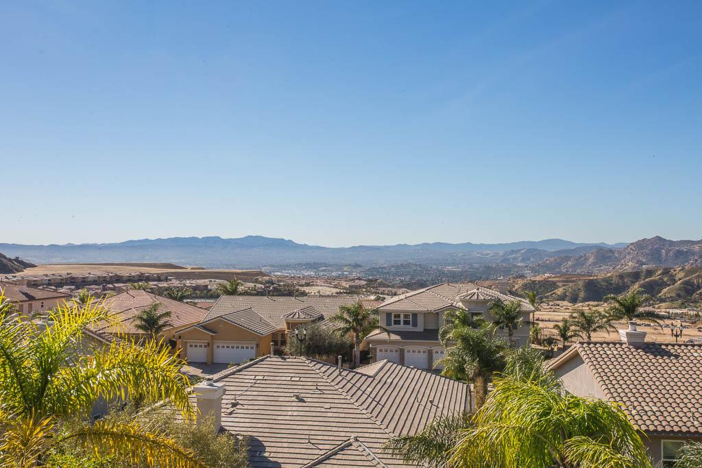 Mansions in Porter Ranch View Home