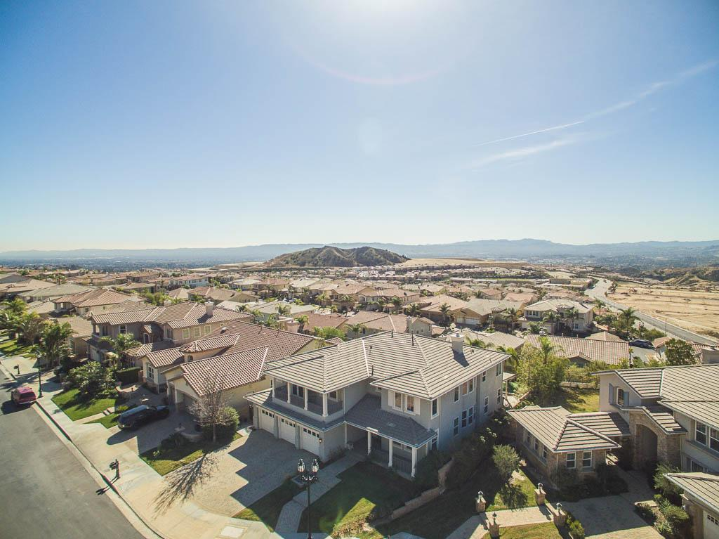 Porter Ranch View Home luxury real estate