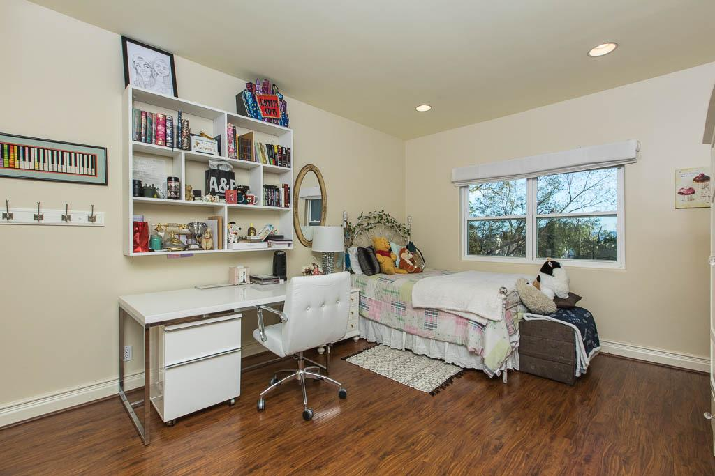 Luxury properties Traditional Porter Ranch Home