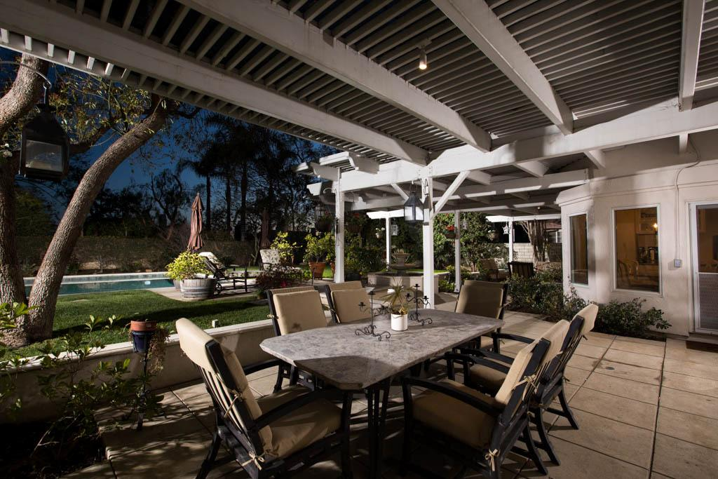 Luxury homes Traditional Porter Ranch Home