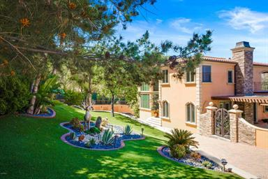 Shadow Hills Beauty mansions