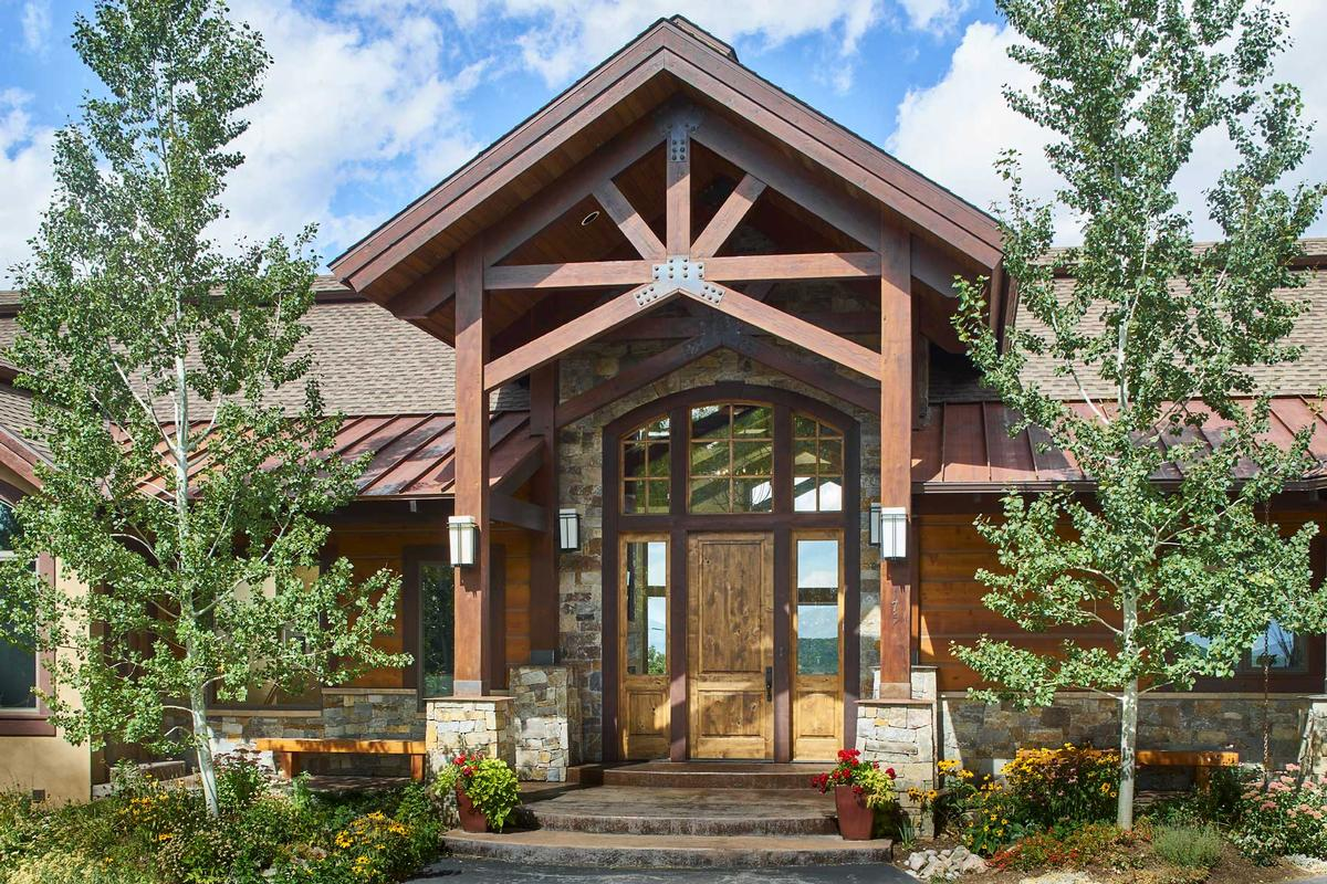 The Barndominium Colorado Luxury Homes Mansions For