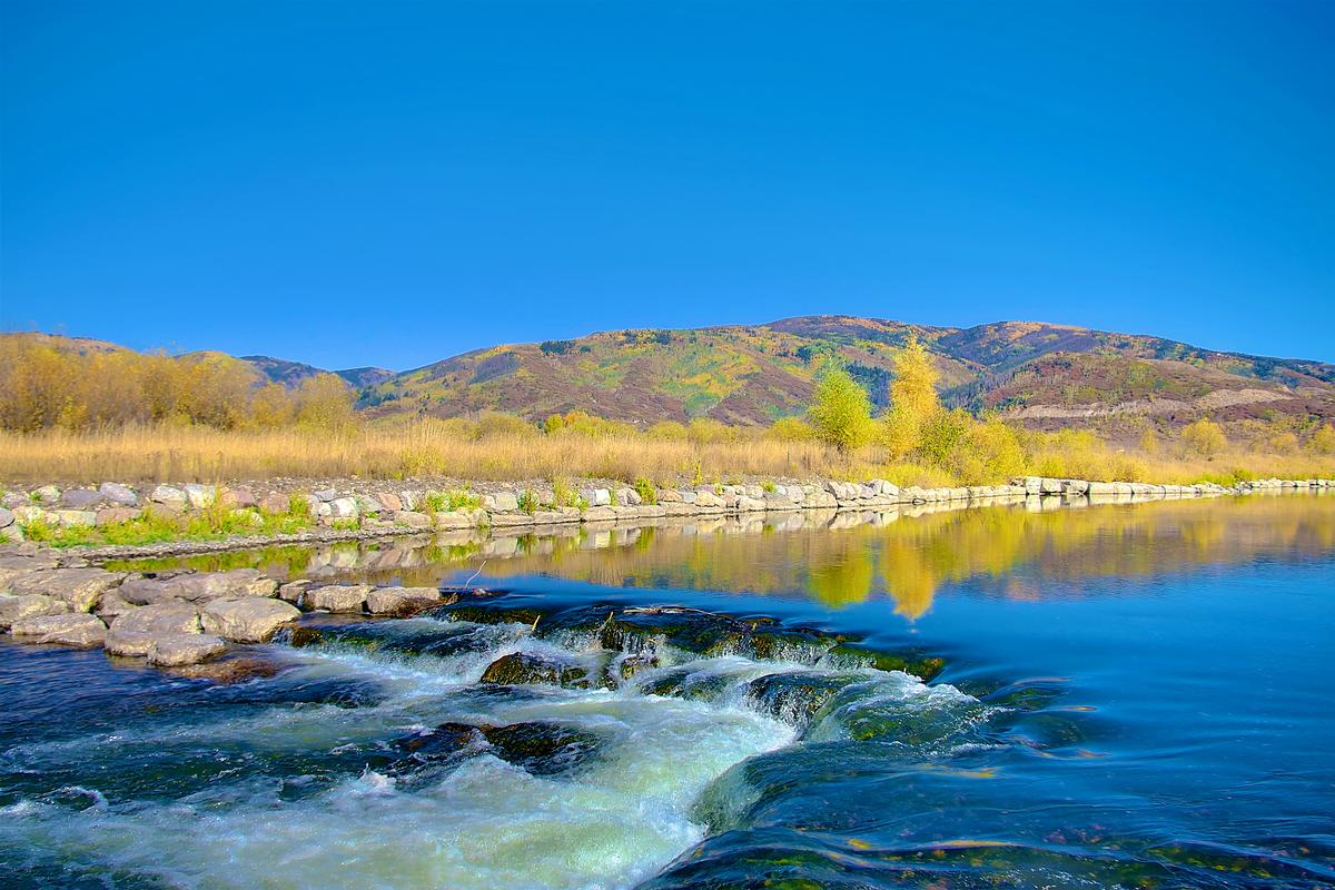 Flowing Waters Ranch Colorado Luxury Homes Mansions