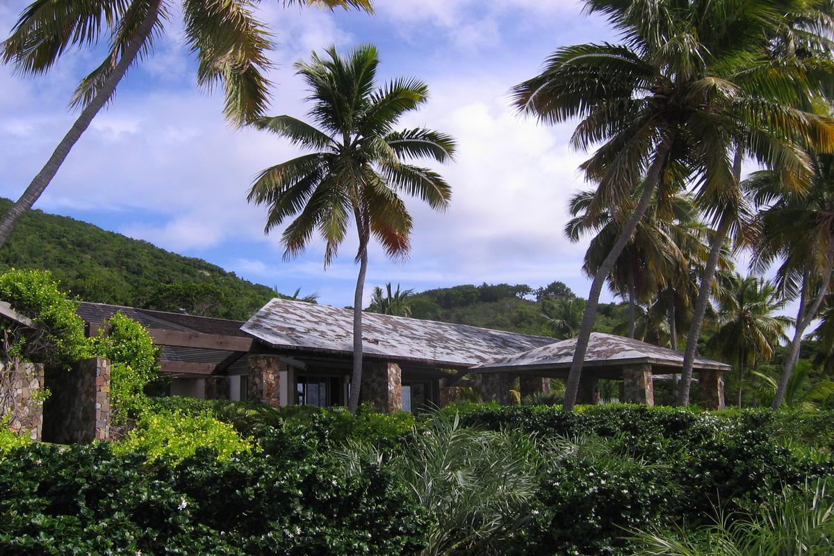 Enchanting villa in little trunk bay luxury real estate