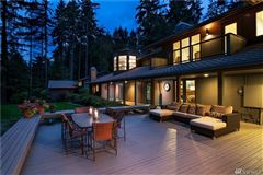 Luxury real estate beautifully renovated home in the historic seattle highlands
