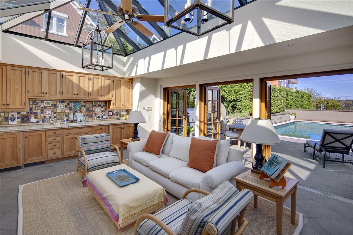 the landmark Gibbs House  luxury homes
