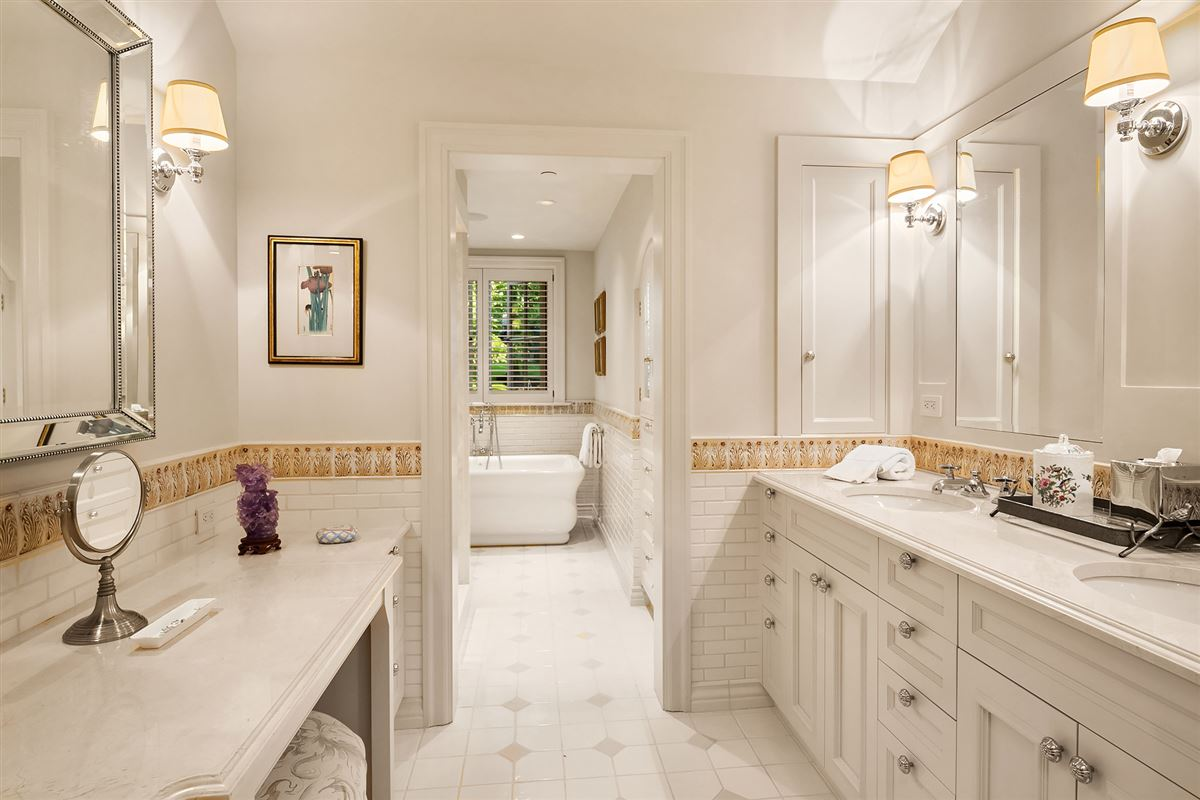 Luxury properties magnificent custom home on Port Madison
