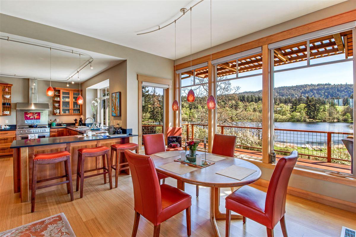 Luxury real estate Casual elegance