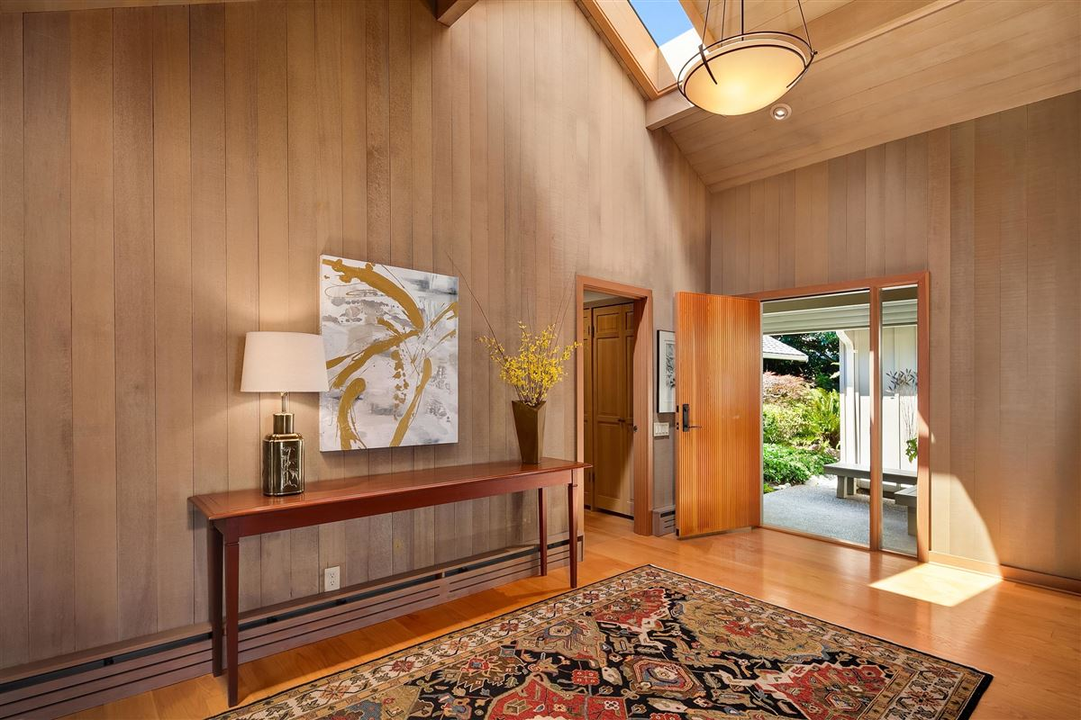 Luxury homes in Mid-Century Waterfront Masterpiece in Wing Point