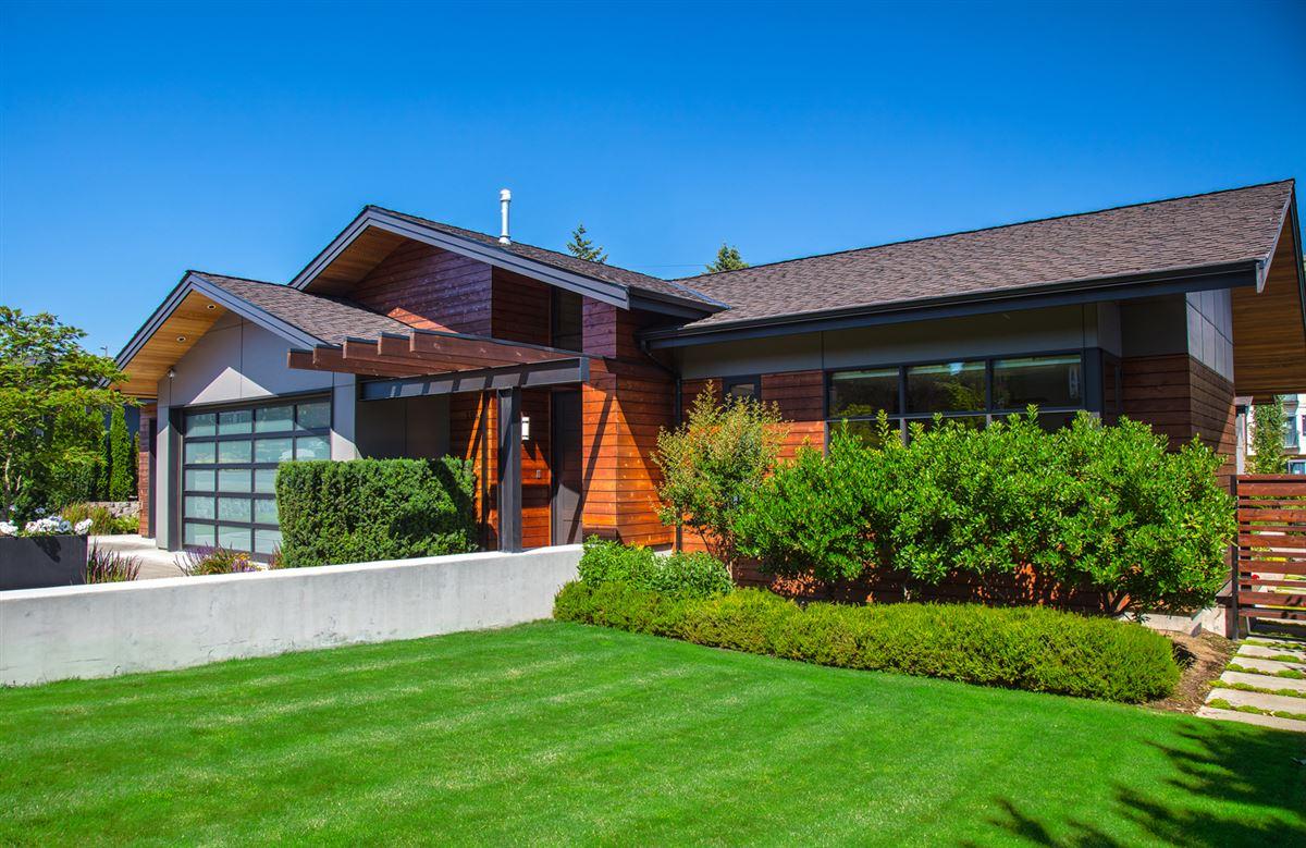 Astounding Northwest Modern Rambler Washington Luxury Homes Home Interior And Landscaping Pimpapssignezvosmurscom