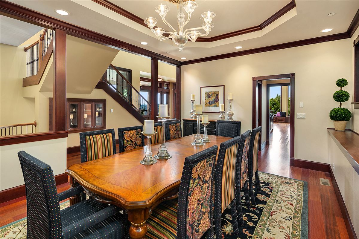 Luxury homes in a One-of-a-kind private view estate