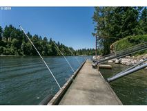 Luxury homes Beautiful Echo Pointe Home with Willamette River Boat Slip