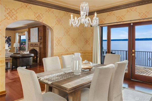 Luxury homes Old world charm meets out of this world views