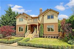 Luxury homes in magnificent custom home in ideal location