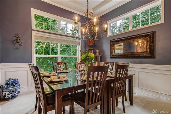 Luxury homes deluxe designer home