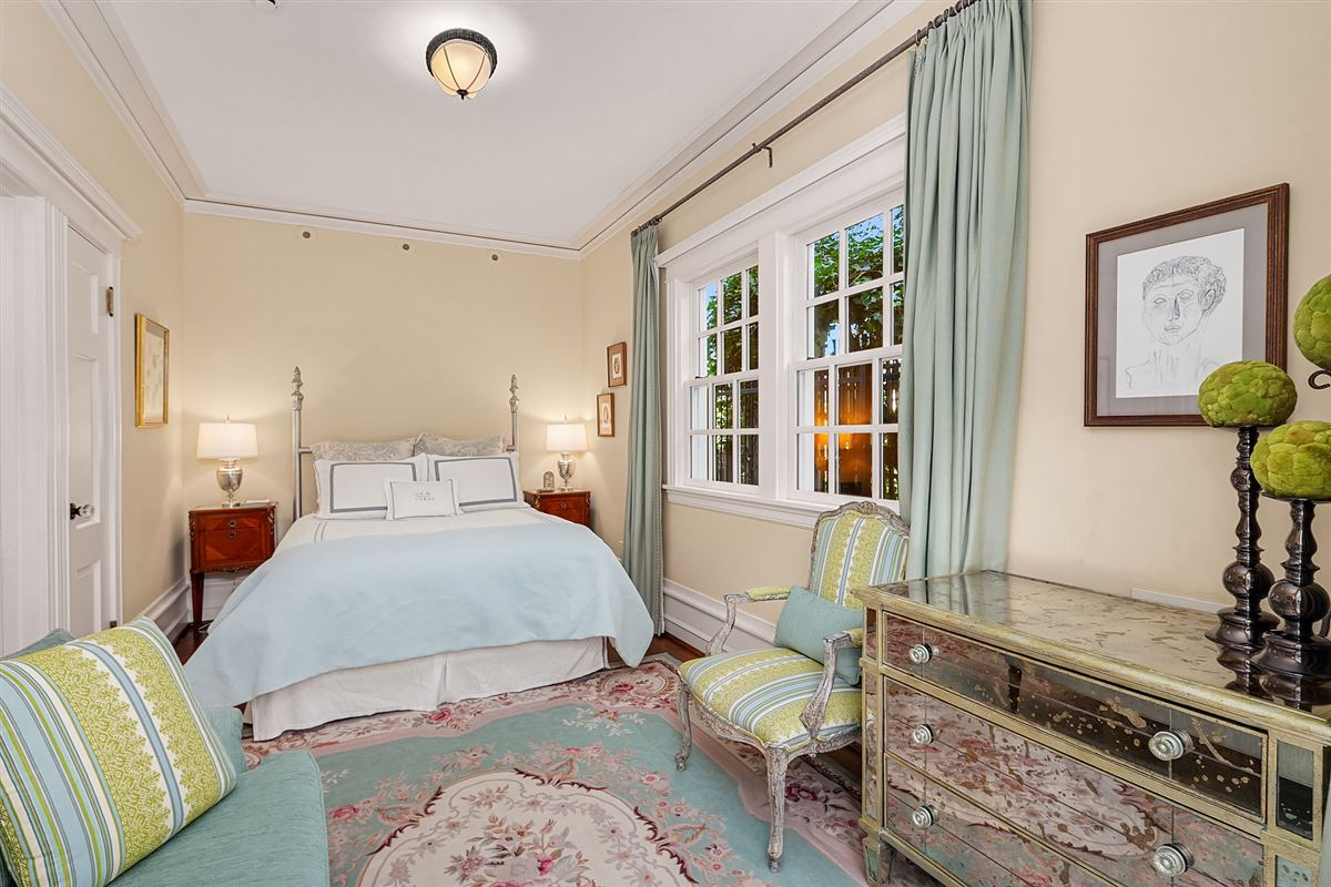Luxury properties tastefully restored 1921 Georgian Colonial