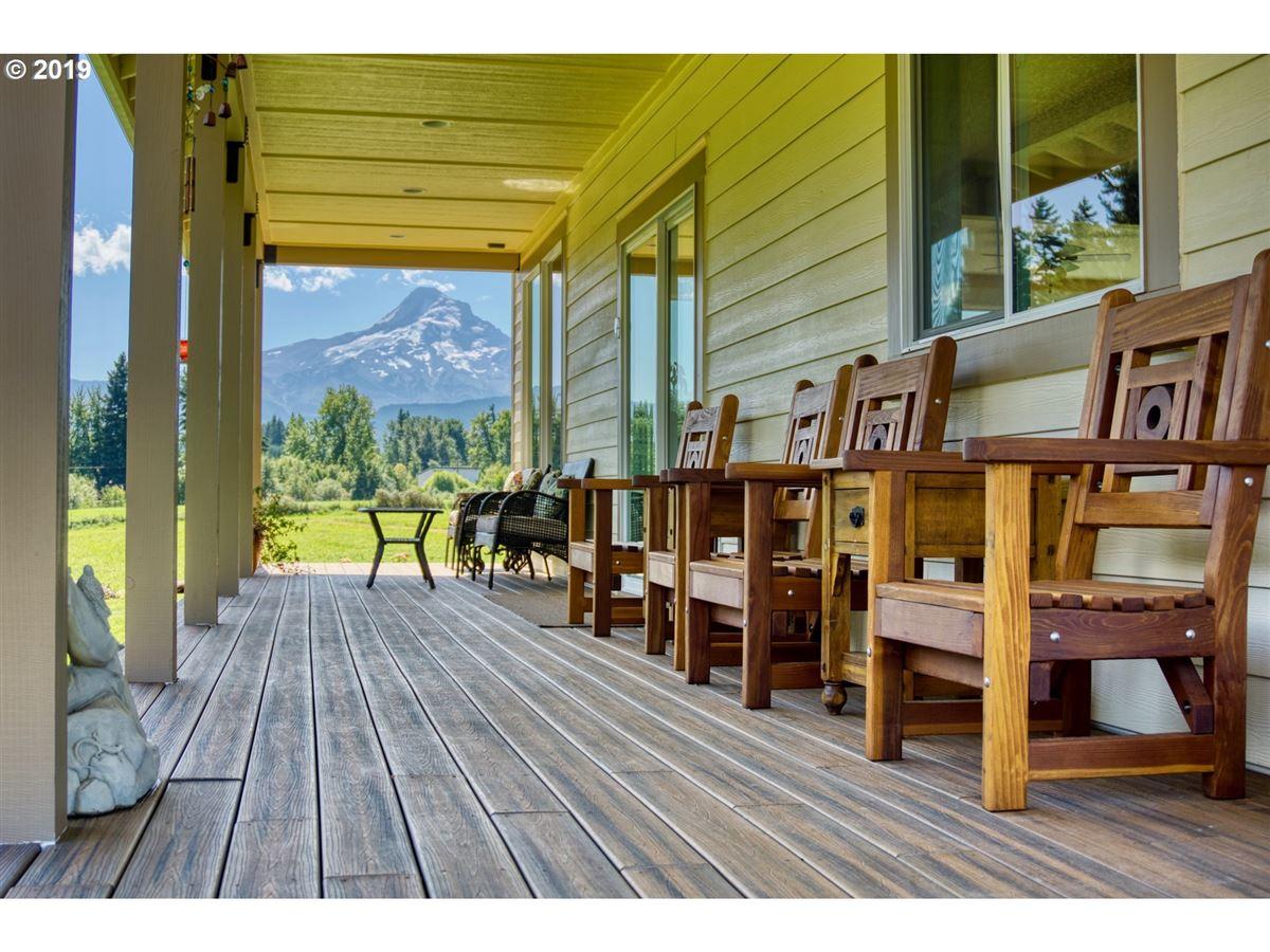 Beautiful new home with stunning Mt. Hood views luxury properties