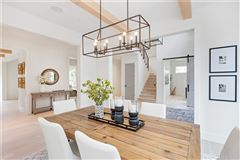 Mansions Newly completed modern farmhouse in the heart of Mercer Island