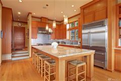 Luxury homes gorgeous four bedroom Northwest style home