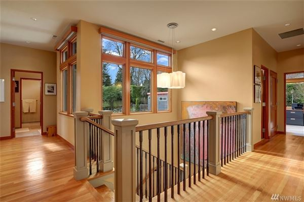 Luxury properties gorgeous four bedroom Northwest style home