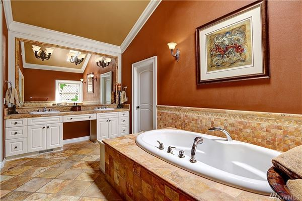 Luxury homes in privately gated custom estate