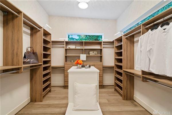Luxury properties gorgeous custom Northwest Contemporary home